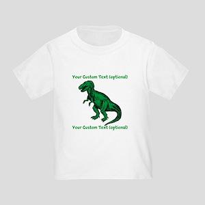 Trex Toddler T-Shirts - CafePress