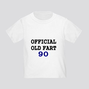 OFFICIAL OLD FART 90 T-Shirt