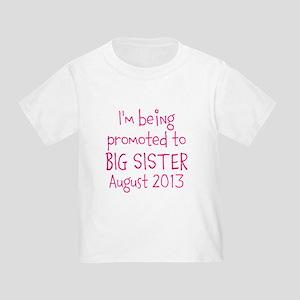 56002d8f5936 Little Brother Big Sister Toddler T-Shirts - CafePress