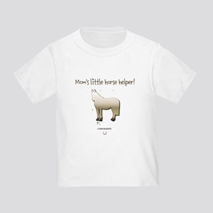 Horse Design by Chevalinite Toddler T-Shirt