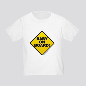 Baby On Board Toddler T-Shirt