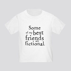 Fictional Friends Toddler T-Shirt
