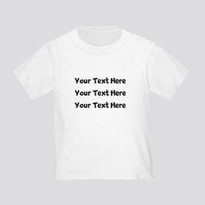74f3e82c Toddler T-Shirts - CafePress