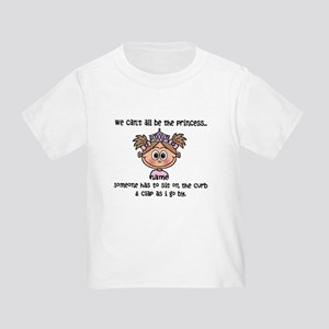 Princess (light brown) - Customize! T-Shirt