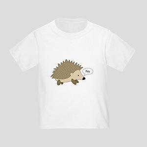 de24c2c6f Hedgehog Toddler T-Shirts - CafePress