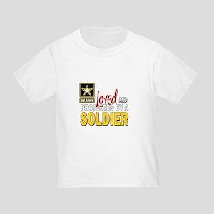 53fc6380 Deployment Son Toddler T-Shirts - CafePress