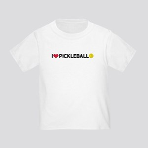 78a04dee94 Pickle Ball Toddler T-Shirts - CafePress
