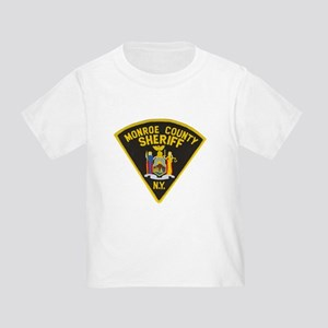 Monroe County Sheriff Toddler T-Shirt