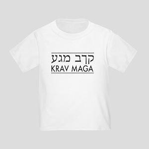 320029134 Krav Maga Toddler T-Shirts - CafePress