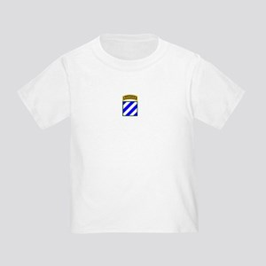 3rd Infantry Div Ranger Tab Toddler T-Shirt