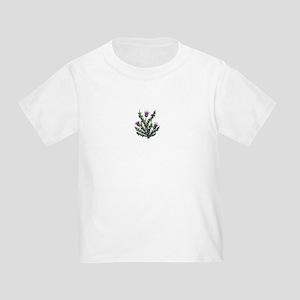 scottish thistle Toddler T-Shirt