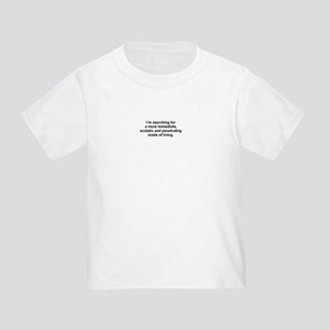 Classics Shirts Toddler T-Shirt