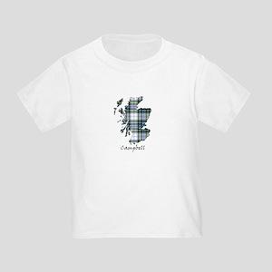 Map-Campbell dress Toddler T-Shirt