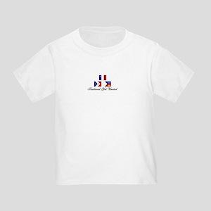 Acadian/Cajun Toddler T-Shirt (SYU)