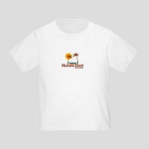 Okaloosa Island FL Toddler T-Shirt