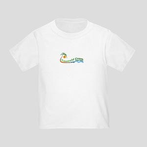 Emerald Coast FL Toddler T-Shirt
