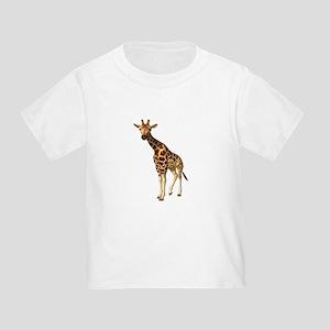The Giraffe Toddler T-Shirt