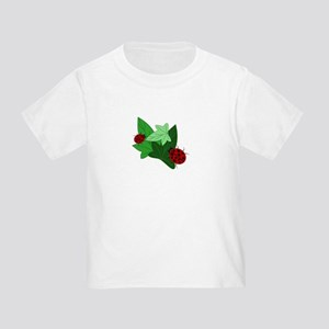 Lady Bugs and Ivy Toddler T-Shirt