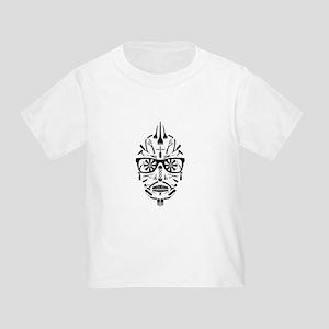 barbershop punk skull T-Shirt