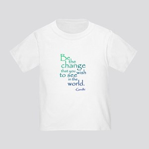 Gandhi Toddler T-Shirt