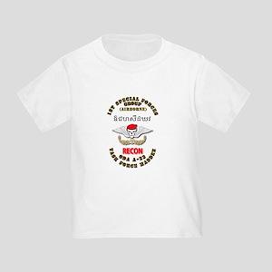 SOF - Det A22 - B Co - 1st SFG Toddler T-Shirt