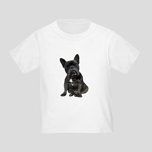 French Bulldog Puppy Portrait Toddler T-Shirt