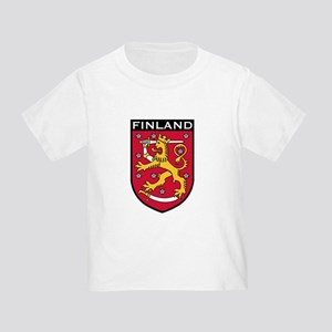 Finland Coat of Arms Toddler T-Shirt