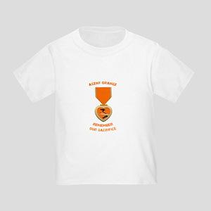 Agent Orange Toddler T-Shirt