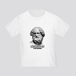 Archimedes Toddler T-Shirt