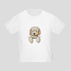Pocket Doodle Pup Toddler T-Shirt
