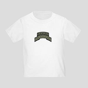 3rd Ranger Bn Scroll/Tab ACU Toddler T-Shir