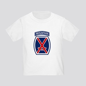 10th Mountain Division Toddler T-Shirt