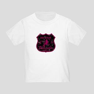 Ballerina Diva League Toddler T-Shirt