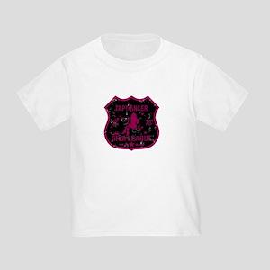 Tap Dancer Diva League Toddler T-Shirt