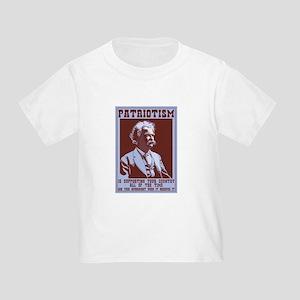 Twain - Patriotism Toddler T-Shirt