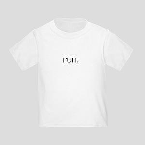Run Toddler T-Shirt