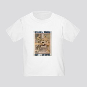 Air Service WWI Poster Toddler T-Shirt