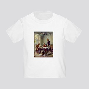 Founding Fathers Toddler T-Shirt