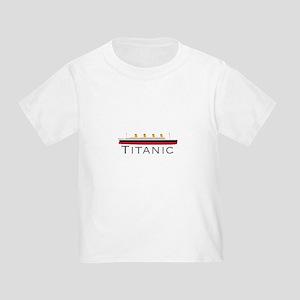 Titanic Toddler T-Shirt