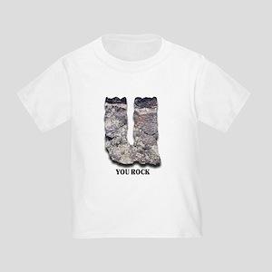 You Rock - Toddler T-Shirt