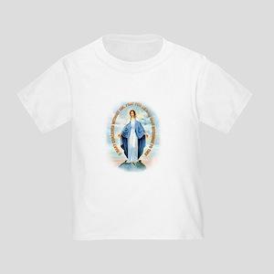 Miraculous Medal Toddler T-Shirt