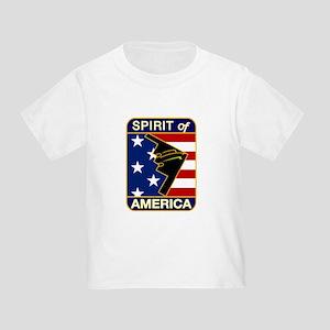 B-2 Stealth Bomber Toddler T-Shirt