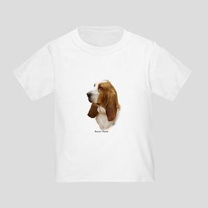Basset Hound 9J055D-15 Toddler T-Shirt