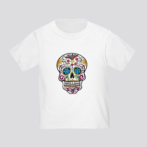 Sugar Skull Toddler T-Shirt