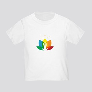 Namaste Symbol Toddler T-Shirt