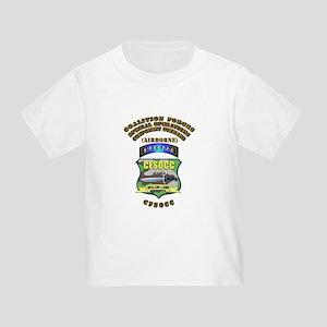 SOF - CFSOCC Toddler T-Shirt