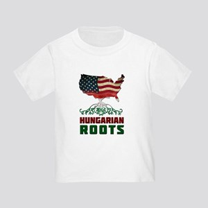 American Hungarian Roots T-Shirt