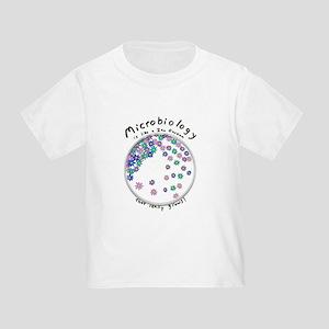 Microbiology is a Zen Garden T-Shirt