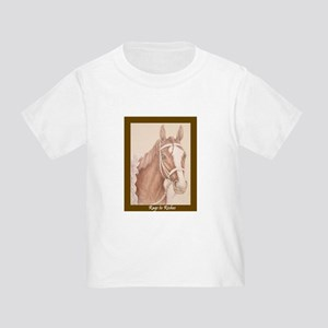 Rags To Riches Toddler T-Shirt