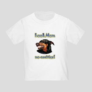 Doberman Humor II Toddler T-Shirt